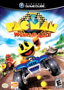 Pac-Man World Rally per GameCube