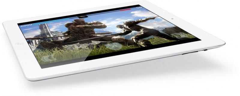 Il nuovo iPad fa fatica con i giochi a piena risoluzione?