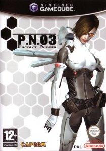 P.N. 03 per GameCube