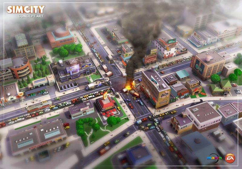 Una città tutta nuova