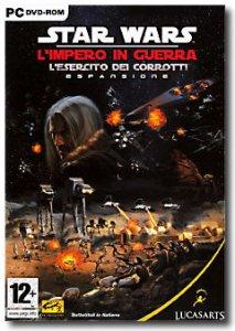 Star Wars L\'Impero in Guerra: L\'Esercito dei Corrotti (Star Wars Empire at War: Forces of Corruption) per PC Windows