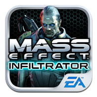 Mass Effect Infiltrator per iPad