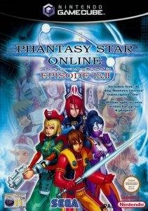 Phantasy Star Online Episode I & II per GameCube