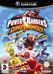 Power Rangers: Dino Thunder per GameCube