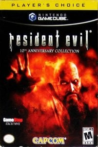 Resident Evil 10th Anniversary Collection per GameCube