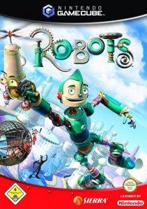Robots per GameCube