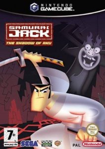 Samurai Jack: The Shadow of Aku per GameCube