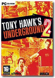 Tony Hawk's Underground 2 per PC Windows