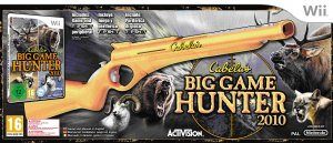 Cabela's Big Game Hunter 2010 per Nintendo Wii