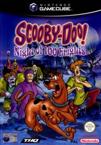 Scooby Doo! Night of 100 Frights per GameCube