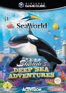 SeaWorld Adventure Parks: Shamu's Deep Sea Adventures per GameCube