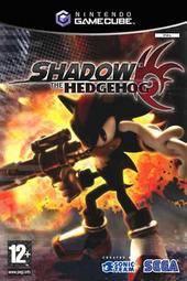 Shadow the Hedgehog per GameCube
