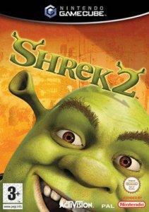Shrek 2: The Game per GameCube