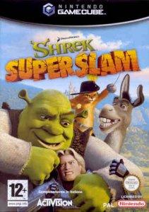 Shrek SuperSlam per GameCube