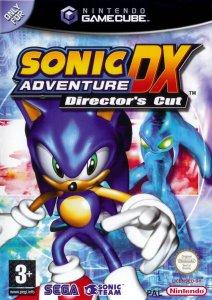 Sonic Adventure Dx Director's Cut per GameCube