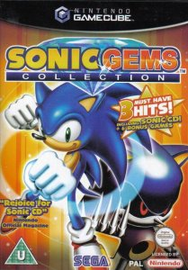 Sonic Gems Collection per GameCube