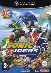 Sonic Riders per GameCube