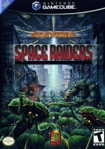 Space Raiders per GameCube