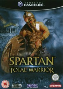Spartan: Total Warrior per GameCube