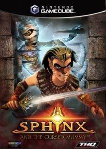Sphinx and the Cursed Mummy per GameCube