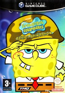 Sponge Bob: Squarepante Battle per GameCube