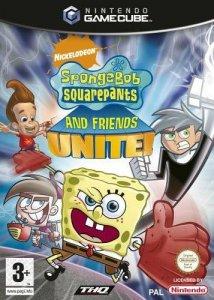 SpongeBob Squarepants and Friends: Unite! per GameCube