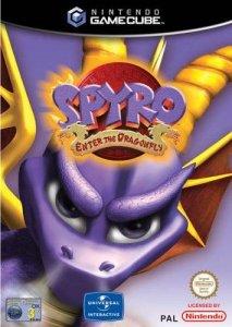 Spyro: Enter the Dragonfly per GameCube