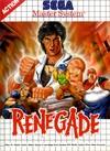 Renegade per Sega Master System