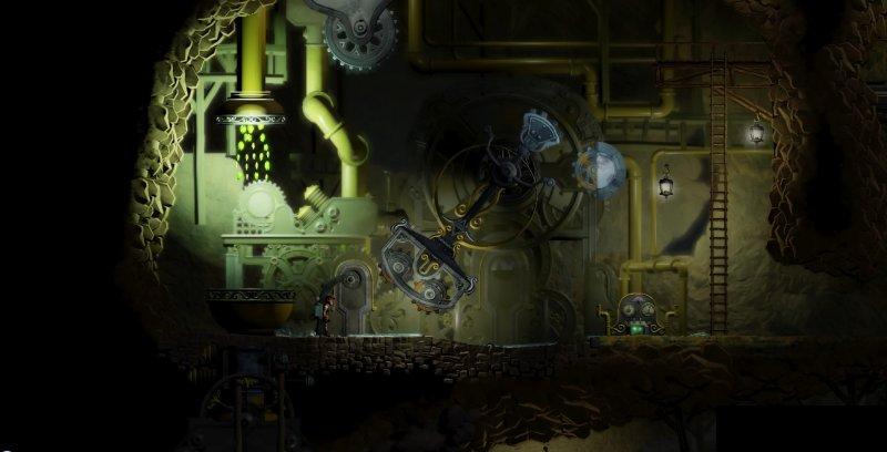 Dal liquido primordiale a mondi steampunk