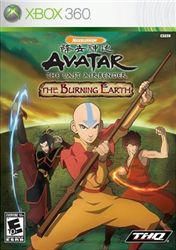 Avatar: The Burning Earth per Xbox 360