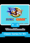 Sonic The Hedgehog Chaos per Sega Master System
