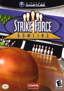 Strike Force Bowling per GameCube