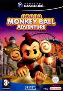 Super Monkey Ball Adventure per GameCube