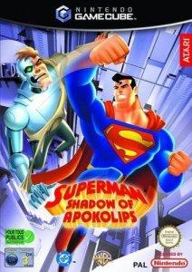 Superman Shadow of Apokolips per GameCube
