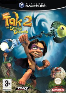 Tak 2: Lo Scettro dei Sogni (Tak 2: The Staff of Dreams) per GameCube