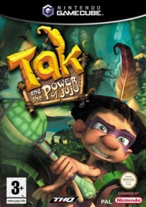 Tak and the Power of JuJu per GameCube