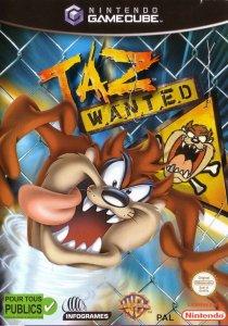 Taz Wanted per GameCube