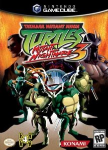Teenage Mutant Ninja Turtles 3: Mutant Nightmare per GameCube