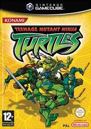 Teenage Mutant Ninja Turtles per GameCube