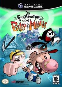 The Grim Adventures of Billy & Mandy per GameCube