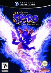 The Legend of Spyro: A New Beginning per GameCube
