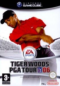 Tiger Woods PGA Tour 06 per GameCube
