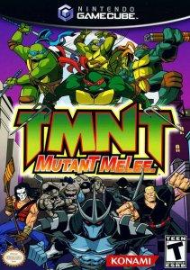 Teenage Mutant Ninja Turtle: Mutant Melee per GameCube
