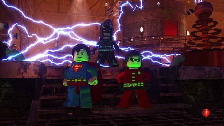 Justice League a mattoncini