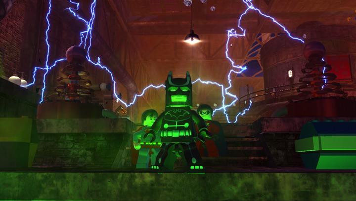 Gotham a mattoncini