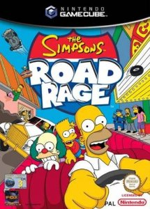The Simpsons: Road Rage per GameCube