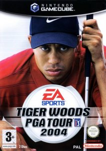 Tiger Woods PGA Tour 2004 per GameCube