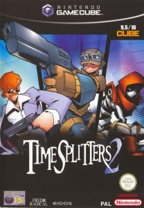 Timesplitters 2 per GameCube