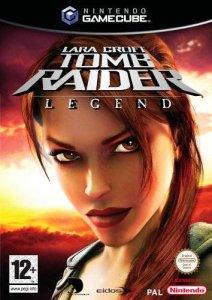 Tomb Raider: Legend per GameCube