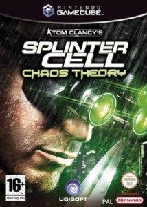 Tom Clancy's Splinter Cell: Chaos Theory (Splinter Cell 3) per GameCube